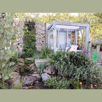 Emmaline Bowman's stunning native garden design
