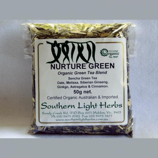 Nurture Green Herbal Tea